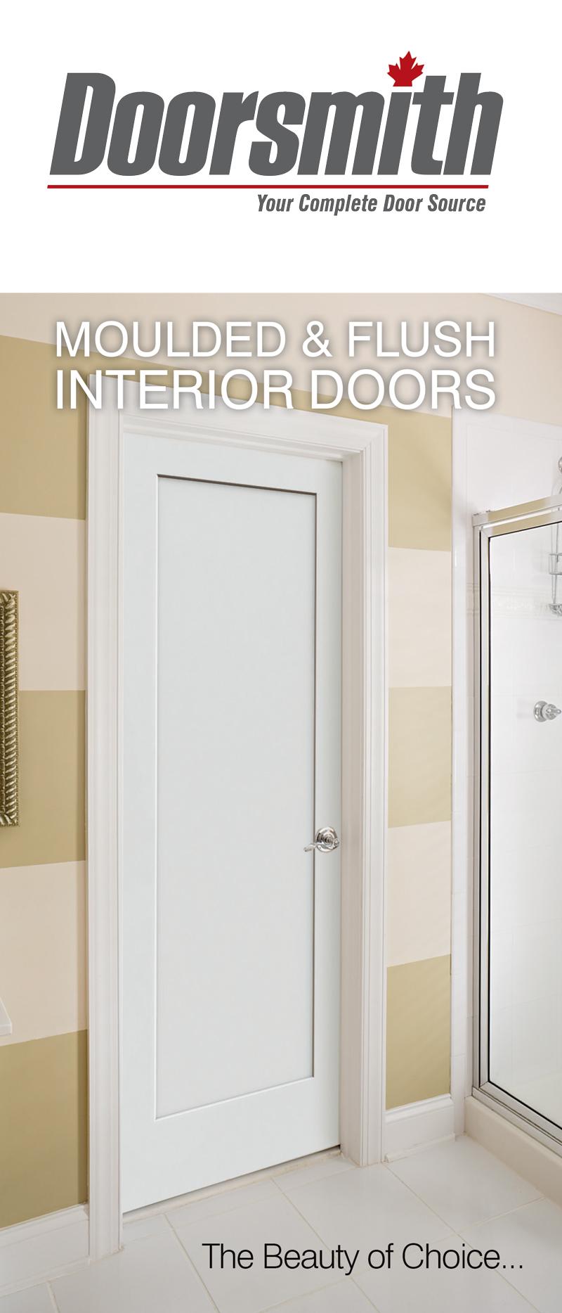 Doorsmith Interior Doors Tri Fold